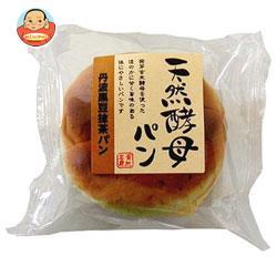 天然酵母パン 丹波黒豆抹茶パン 12個入