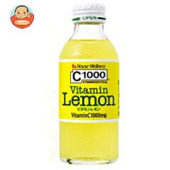 【39%OFF】期間限定!激安特価品ハウスウェルネス C1000 ビタミンレモン 140ml瓶×30本入