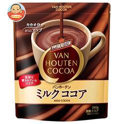 片岡物産 バンホーテン ミルクココア プレミアム 200g袋×12袋入