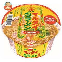 マルタイ カップ・マルタイラーメン(醤油味) 82g×12個入
