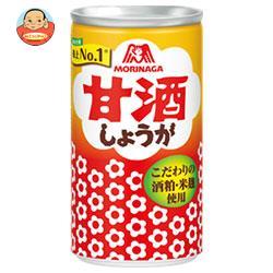 森永製菓 甘酒(しょうが入り)190g缶×30本入