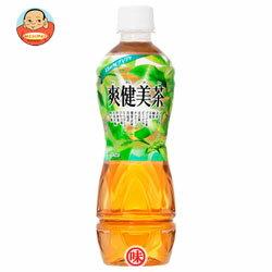 コカコーラ 爽健美茶【フィットボトル】500mlPET×24本入