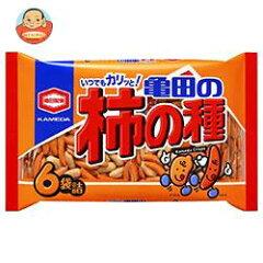亀田製菓 亀田の柿の種 6袋詰230g袋×12個入 【RCP1209mara】