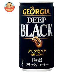 コカコーラ ジョージア エメラルドマウンテンブレンド ブラック185g缶×30本入