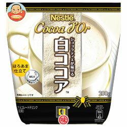 ネスレ日本 ネスレ ココアドール 白ココア200g袋×12袋入
