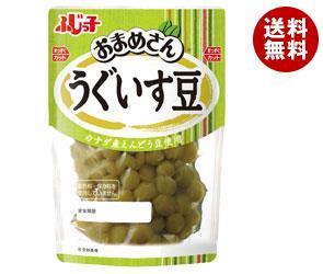【送料無料】フジッコ おまめさん うぐいす豆 140g×10袋入 ※北海道・沖縄・離島は別途送料が必要。