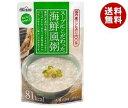 【送料無料】丸善食品工業 テーブルランド スープにこだわった 海鮮風粥 220gパウチ×24(12×2)袋入 ※北海道・沖縄・離島は別途送料が必要。
