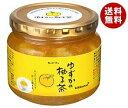 送料無料 キッコーマン ゆずかの柚子茶 580g瓶×12本入 ※北海道・沖縄・離島は別途送料が必要。