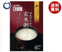 【送料無料】JAふらの ゆめぴりかの玄米粥 220g×30(5×6)袋入 ※北海道・沖縄・離島は別途送料が必要。