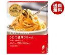 【送料無料】ピエトロ 洋麺屋ピエトロ うにの濃厚クリーム 100.3g×5箱入 ※北海道・沖縄・離島は別途送料が必要。