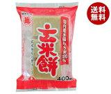 送料無料 越後製菓 玄米もち 400g×12袋入 ※北海道・沖縄・離島は別途送料が必要。