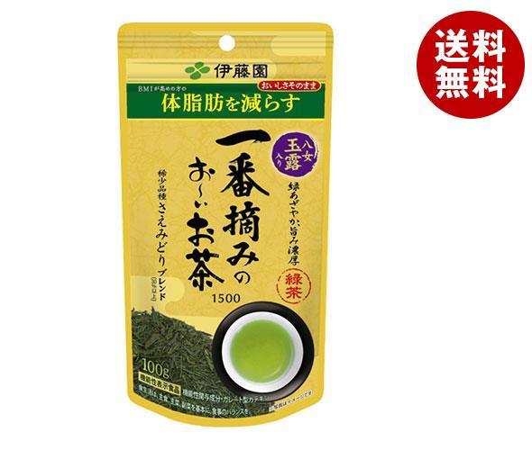 茶葉・ティーバッグ, 日本茶  1500 100g3