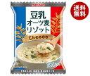 送料無料 【2ケースセット】マルサンアイ 豆乳 オーツ麦リゾット チーズ 6食入×(2ケース) ※北海道・沖縄・離島は別途送料が必要。