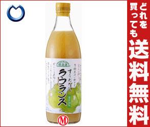 【送料無料】マルカイ 順造選 ラ・フランス500ml瓶×12本入