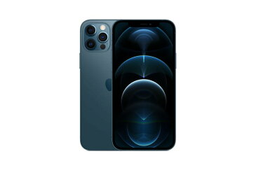 SIMフリー Apple iPhone 12 Pro デュアルSIM 512GB 5G 青 MGLM3ZA/A 香港版 新品 スマホ本体 1年保証