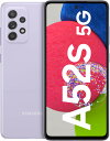 Samsung Galaxy A52s A528BD 8GB RAM 256GB 5G バイオレット 新品 SIMフリースマホ 本体 1年保証