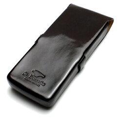 イル・ブセットペンケース(3本差し)名入無料!IlBussetto名入れ無料イルブセット革製品贈り物、ギフト、プレゼントにラッピング無料、送料無料