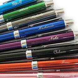パイロットツープラスワンエボルト名入れ無料!ボールペン0.7黒・赤+シャープペンシル0.5全10色PILOT2+1EVOLT多機能筆記具名入無料マークが入れられます!