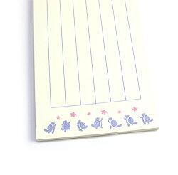満寿屋の一筆箋館林物語躑蠋と狸3冊セット満寿屋オリジナルのクリーム紙50枚×3冊群馬県館林市ご当地のお土産オリジナル商品一筆箋つつじたぬき分福茶釜MASUYAますや