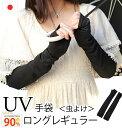 【虫よけ アームカバー】【防蚊加工】UVカット & クーリング 手袋 ...