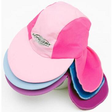 【ネコポス便送料無料】UVカットベビーキャップ(ST32) 【XSサイズ】子供用たれつき帽子【あごひも無し】紫外線対策 UVカット新生児向け(男の子、女の子)【RCP】【smtb-k】【w1】【楽ギフ_包装】