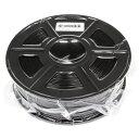 【スーパーSALE期間 10%OFF特価】 3Dプリンターフィラメント ABS樹脂 1.75mm ブラック(黒)