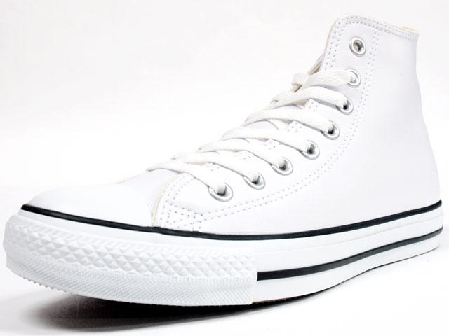 メンズ靴, スニーカー CONVERSE LEATHER ALL STAR HI WHT (32044990)