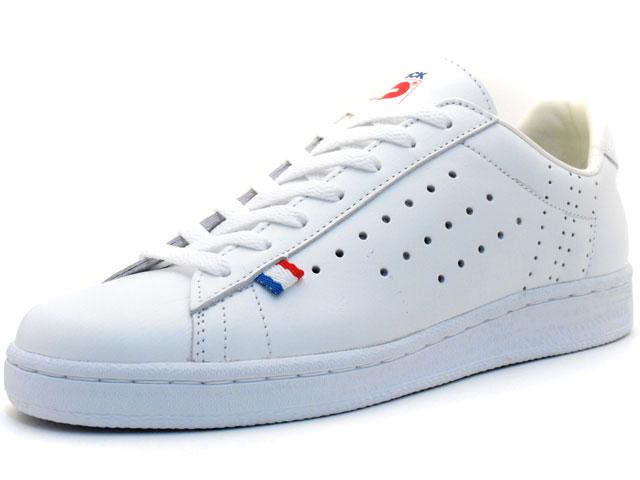 メンズ靴, スニーカー PATRICK QUEBEC-P made in JAPAN WHT (119630)