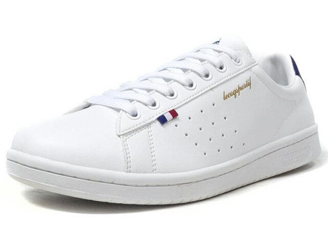 メンズ靴, スニーカー le coq sportif LA ROLAND SL WHTNVY (QMT-7314WN)