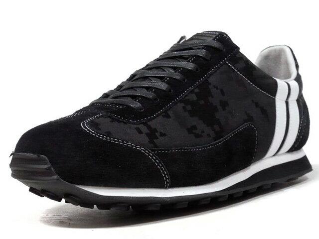 メンズ靴, スニーカー PATRICK MIAMI-CA made in JAPAN BLK (531051)