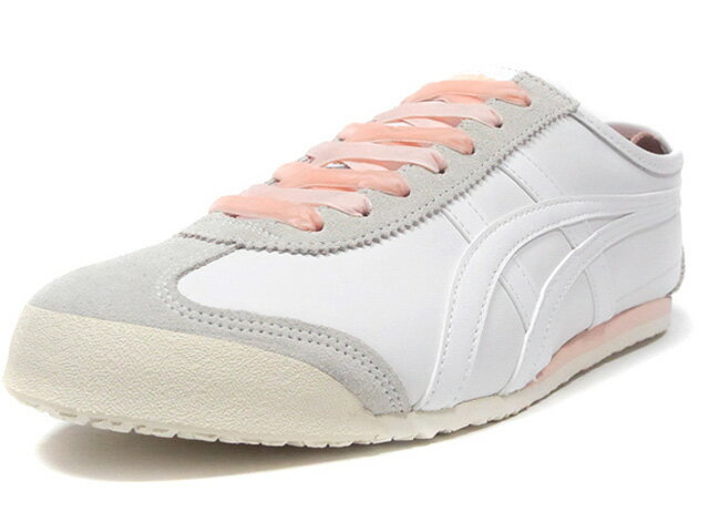 メンズ靴, スニーカー Onituska Tiger 66 MEXICO 66 WHTGRYL.PNK (1182A104.100)