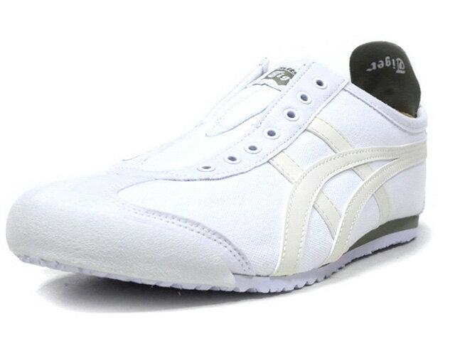 メンズ靴, スニーカー Onituska Tiger 66 MEXICO 66 SLIP-ON WHTO.WHTOLV (1183A360.104)