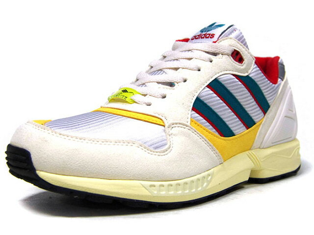 メンズ靴, スニーカー adidas 6000 30 ZX6000 TORSION 30th ANNIVERSARY LIMITED EDITION for CONSORTIUM SLVNATYELE.GRNREDBLK (FU8405)