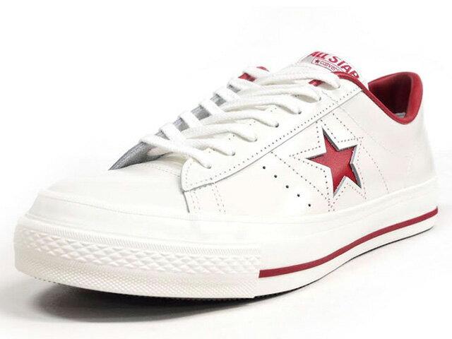 メンズ靴, スニーカー CONVERSE ONE STAR J made in JAPAN LIMITED EDITION WHTRED (32346512)