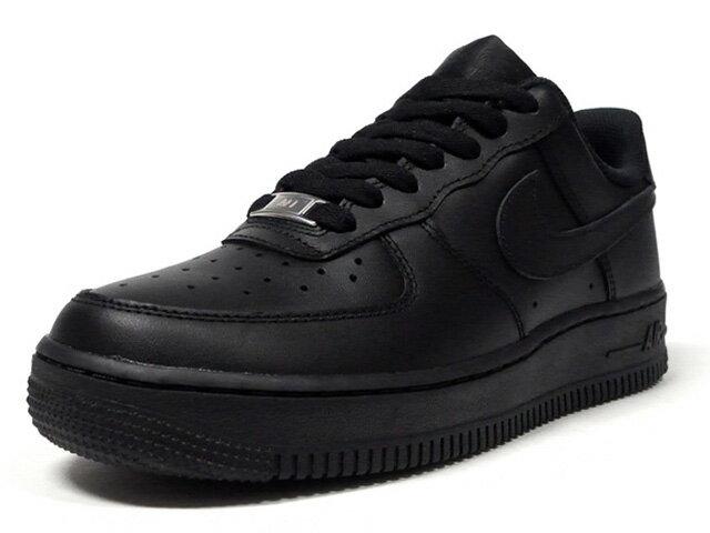メンズ靴, スニーカー NIKE 107 (WMNS) AIR FORCE 1 07 LIMITED EDITION for NSW BLACKBLACK (315115-038)