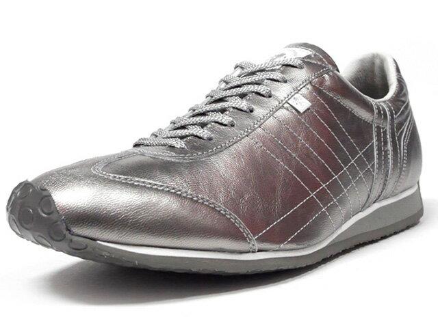 メンズ靴, スニーカー PATRICK PAMIR-M.GT made in JAPAN SLV (501664)