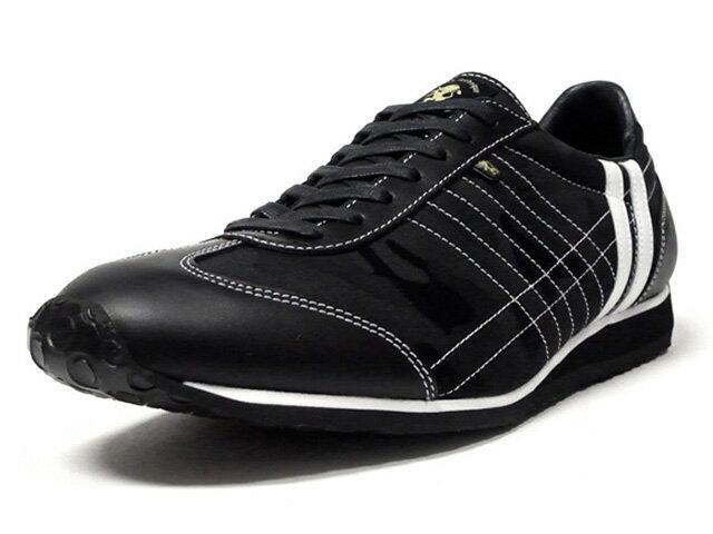 メンズ靴, スニーカー PATRICK IRIS-CF made in JAPAN BLK (501751)