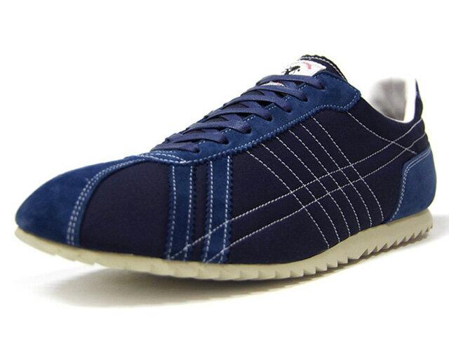 メンズ靴, スニーカー PATRICK SULLICH made in JAPAN NVY (501862)