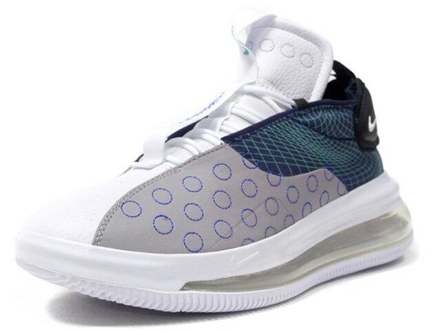 メンズ靴, スニーカー NIKE 720 AIR MAX 720 WAVES DMSX MIDNIGHT NAVYWHITEBLACKHYPER JEYEDLASER BLUEGREY (BQ4430-401)