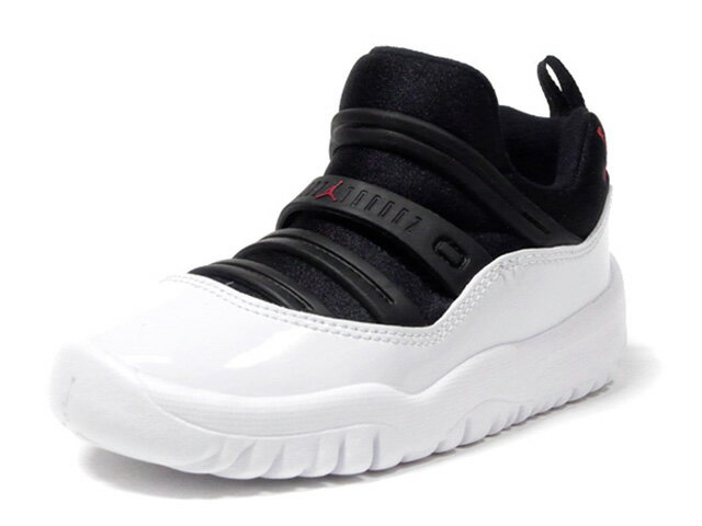 メンズ靴, スニーカー JORDAN BRAND 11 JORDAN 11 RETRO LITTLE FLEX TD BRED MICHAEL JORDAN LIMITED EDITION for JORDAN BRAND BLACKTRUE REDWHITE (BQ7102-010)