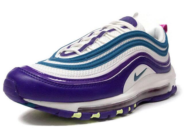 メンズ靴, スニーカー NIKE 97 (WMNS) AIR MAX 97 LIMITED EDITION for NSW SUMMIT WHITEBLIGHT BLUSPURPLEVOLT (CI7388-101)