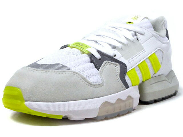 メンズ靴, スニーカー adidas ZX TORSION FOOTPATROL LIMITED EDITION for CONSORTIUM WHTC.GRYL.GRYN.YEL (EF7681)