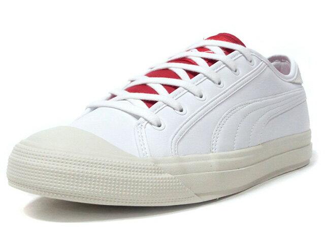 メンズ靴, スニーカー Puma CAPRI R.DASSLER LEGACY COL RUDOLF DASSLER LEGACY COLLECTION WHTREDNAT (368546-01)