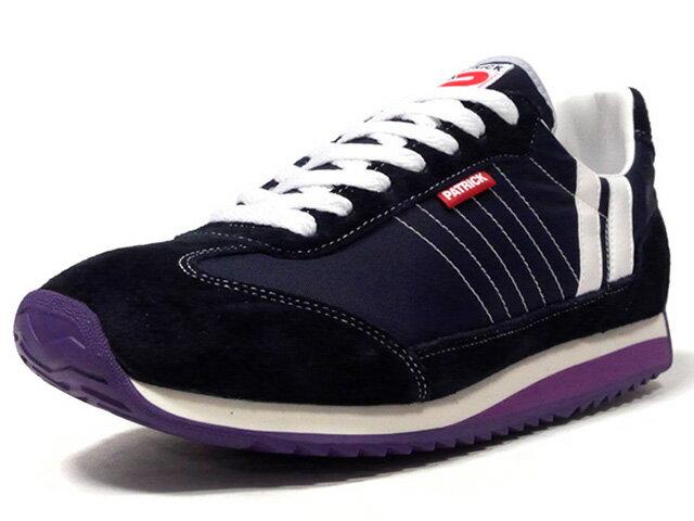 メンズ靴, スニーカー PATRICK MARATHON made in JAPAN SAILG (942002)