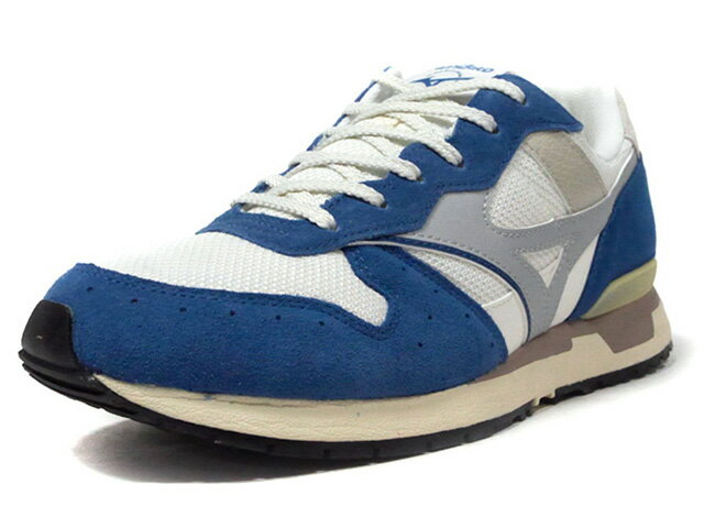 メンズ靴, スニーカー MIZUNO 87 GV87 WHTBLUSLV (D1GA190927)