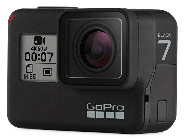 【東証上場の安心企業】GoPro(ゴープロ)HERO7BLACKCHDHX-701-FW【国内正規品】