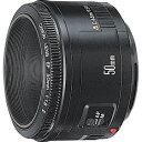 [期間限定特価 3年保険付]【即納】キヤノン EF50mmF1.8II【即納】安価なF1.8単焦点標準レンズ【...