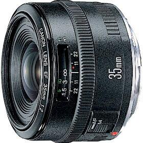 【当店限定ポイント2倍UP祭】[3年保険付]【即納】【RCP】Canon EF35mmF2 単焦点広角レンズ【あ...