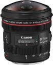 Canon EF8-15mm F4L フィッシュアイレンズ USM キヤノンのズーム魚眼レンズ[02P05Nov16]