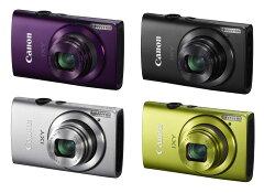 [3年保険付][送料無料]Canon IXY600F 1210万画素デジタルカメラ『2011年9月23日発売予定予約...